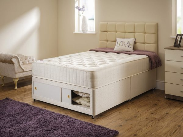 Crystal bed from sams beds reading